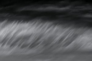 Cirus cloud that is whispy and feathering
